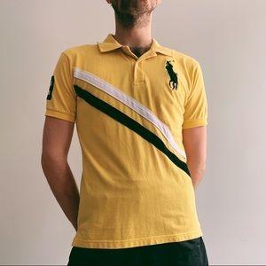 Vintage yellow polo Ralph Lauren polo shirt